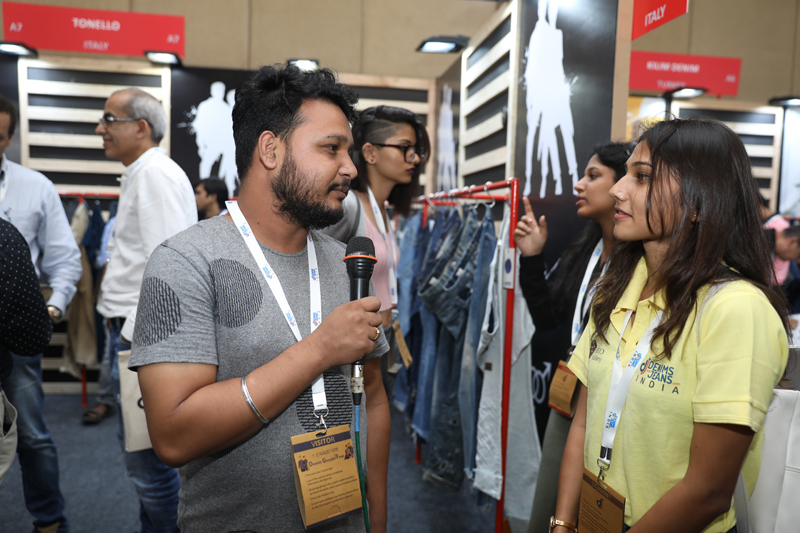 First Denimsandjeans India Show
